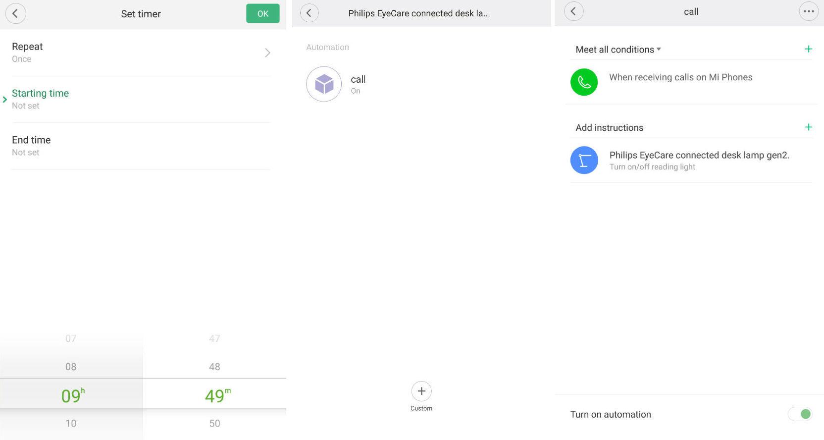 Xiaomi Philips: умная лампа, которая бережет глаза - 15