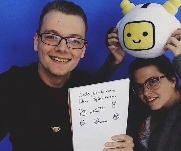 Эксперимент: прохожие рисуют известные логотипы по памяти - 1