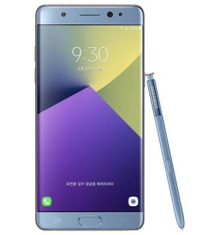 Восстановленные смартфоны Galaxy Note 7 поступят в продажу в июне по цене около $620