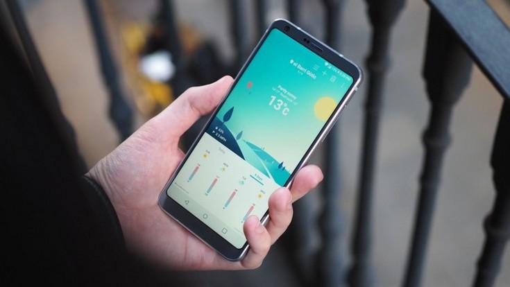 LG Electronics отчиталась за первый квартал 2017 года
