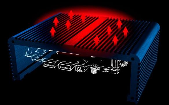 Пассивное охлаждение отличает корпус Akasa Newton AC от оригинальной конструкции