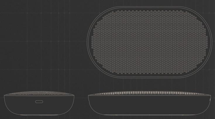 К источнику Beoplay P2 подключается по интерфейсу Bluetooth 4.2