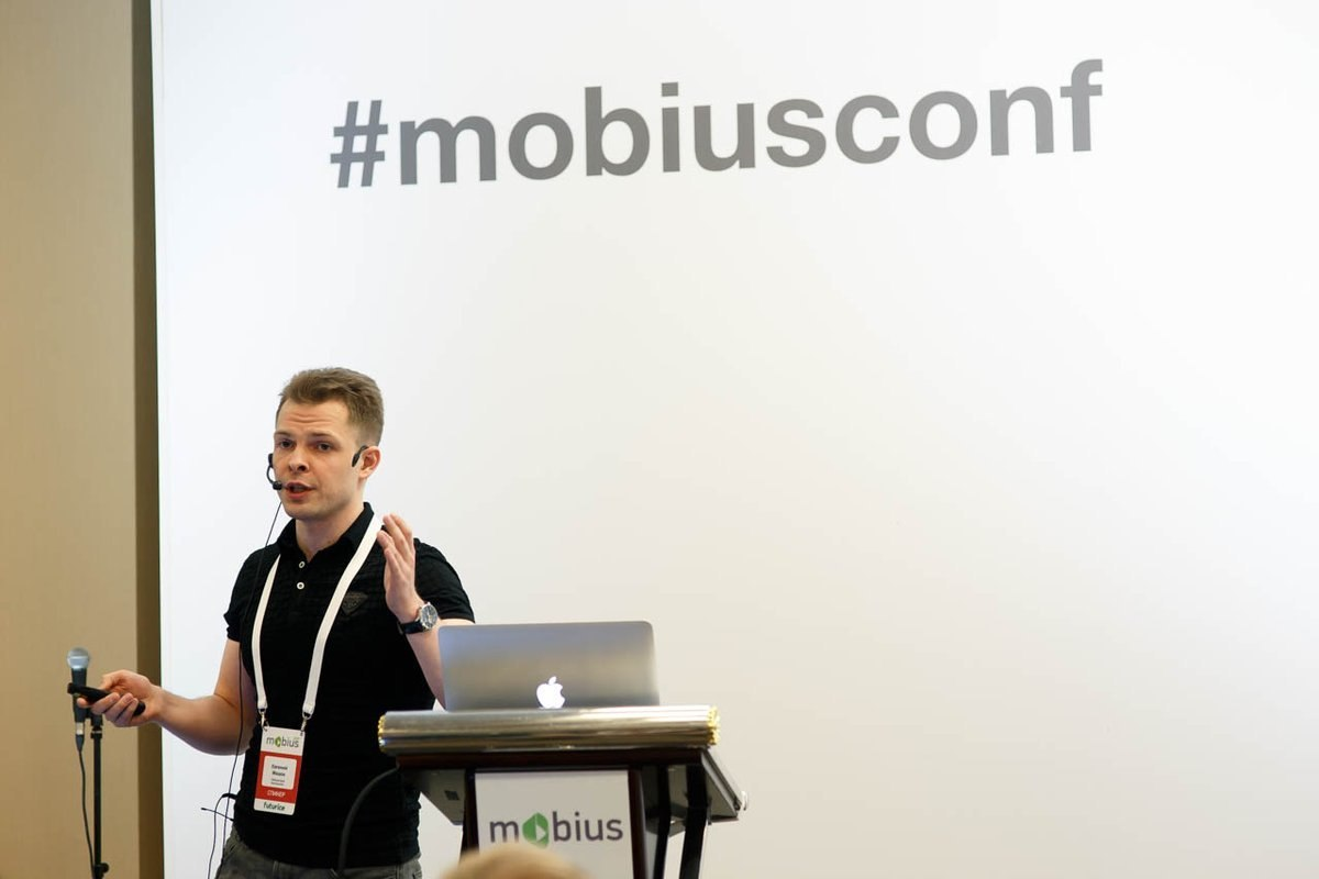 Что Mobius 2017 рассказал о мобильной разработке - 5