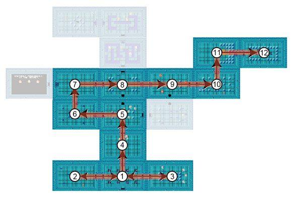 Учимся у мастеров: дизайн уровней Legend Of Zelda - 3
