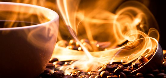 Любовные отношения можно улучшить с помощью кофе