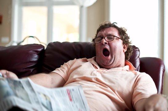 Ожирение может появиться из-за хронического недосыпания