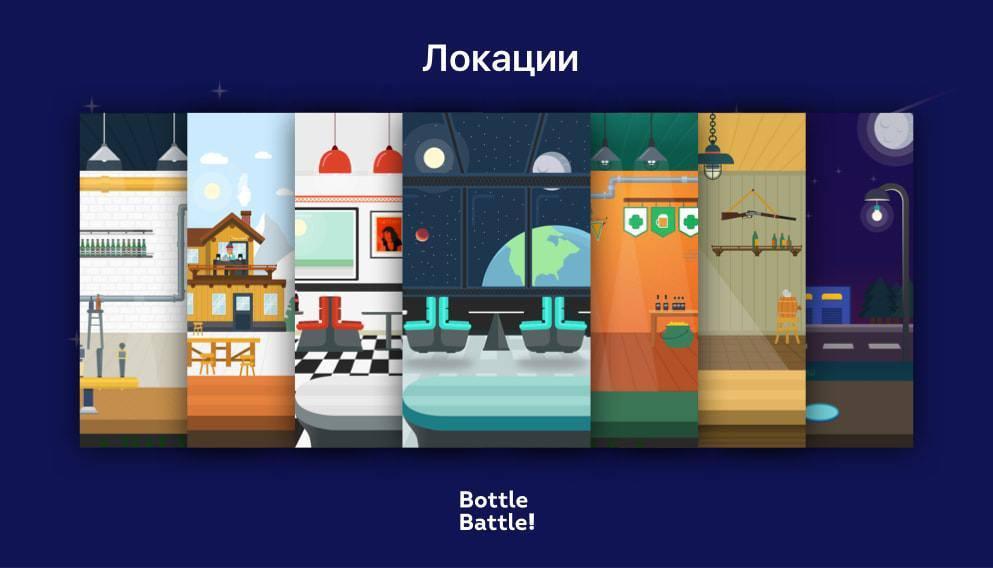 История создания и запуска забавной мобильной игры про разбивание бутылок об голову - 5