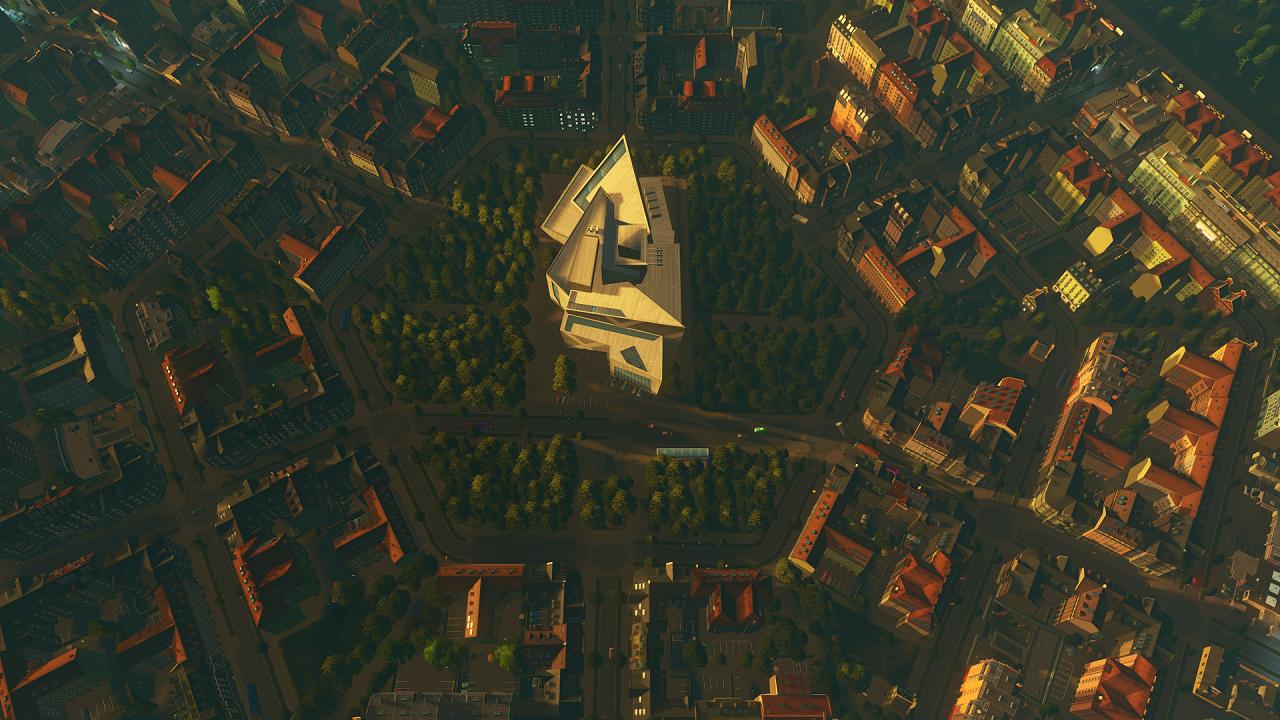 Шестиугольный город - 10