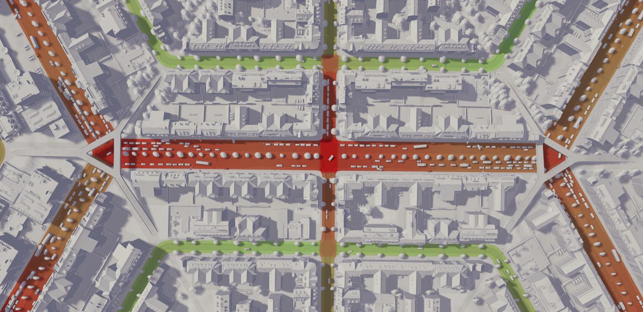 Шестиугольный город - 13