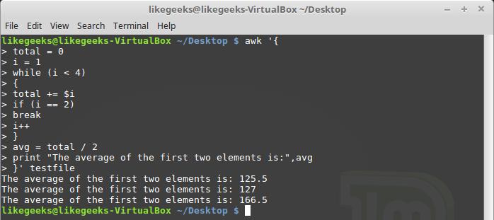 Bash-скрипты, часть 8: язык обработки данных awk - 26