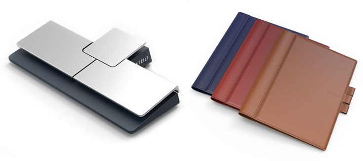 В устройстве Gvido используются экраны размером 13,3 дюйма