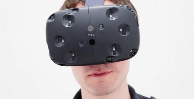 HTC анонсировала новые разработки в области VR