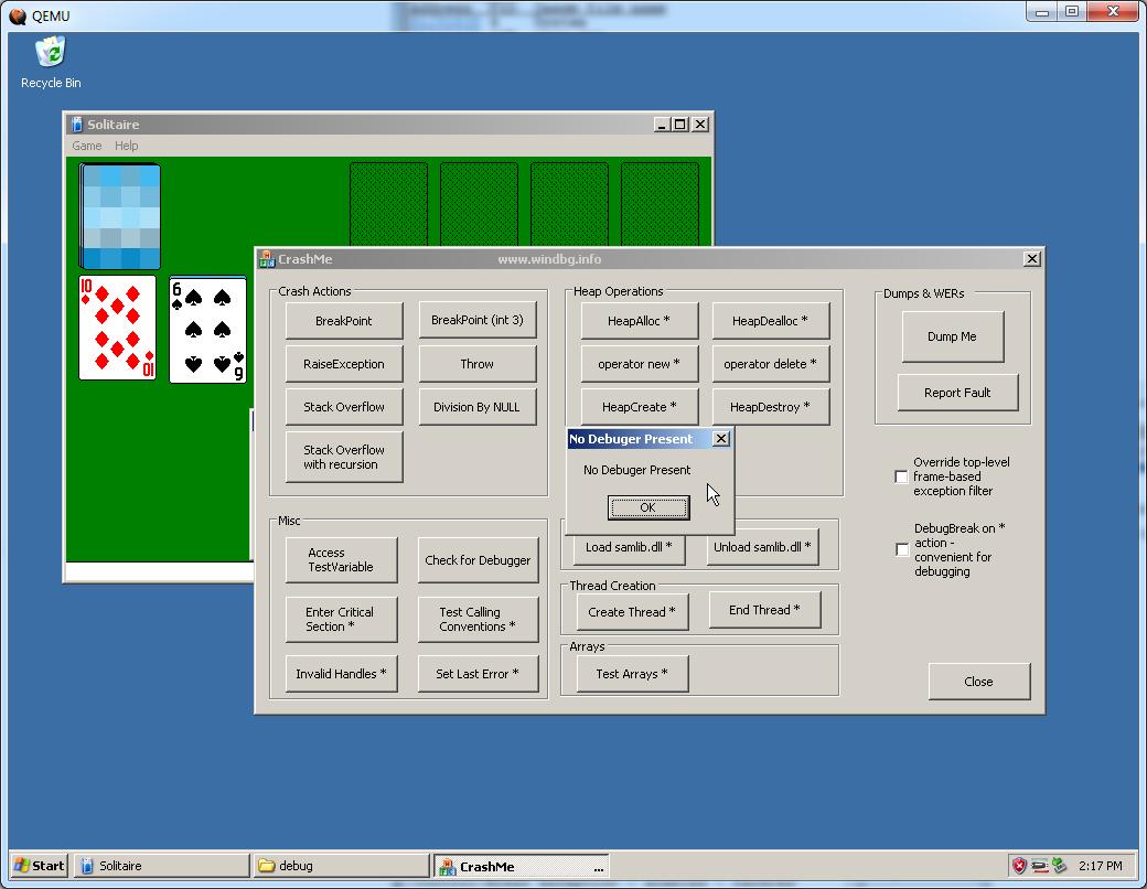 Как удалённо отлаживать через WinDbg не включая отладочный режим Windows - 10