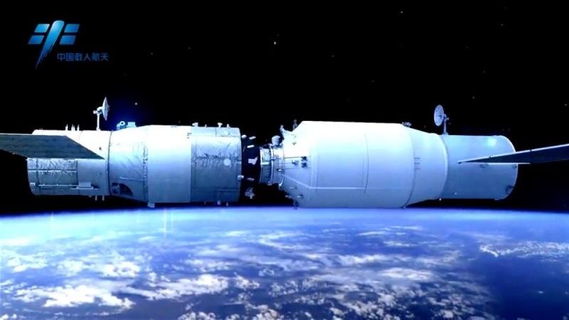 Китай готов к длительным полетам на орбитальных станциях - 3