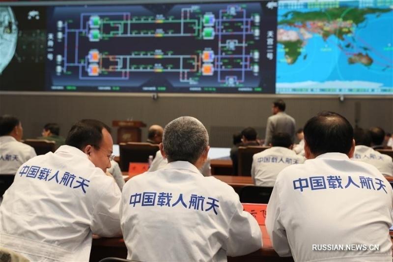 Китай готов к длительным полетам на орбитальных станциях - 5