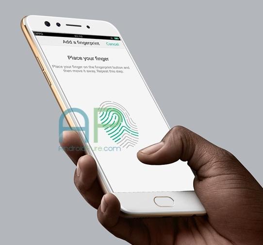 Официальные рекламные фотографии Oppo F3 опубликованы до анонса смартфона - 4
