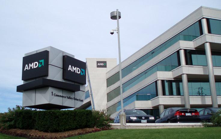 Первый квартал 2017 года оказался для AMD убыточным