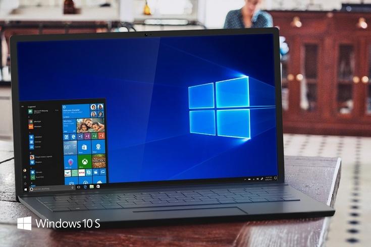 Первые ноутбуки с Windows 10 S появятся летом