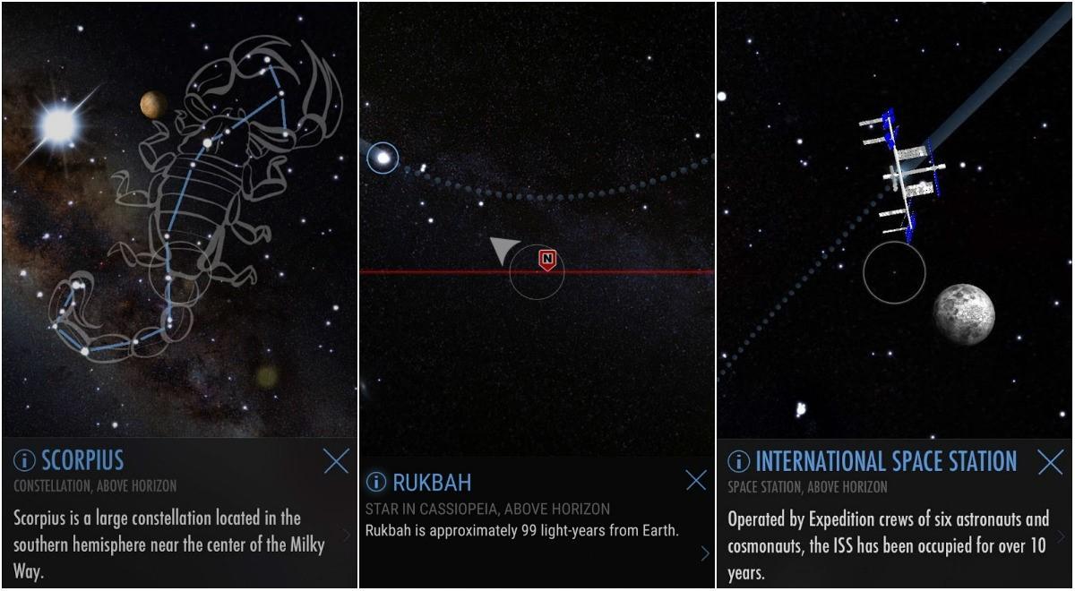 Астрософт для наблюдения за космосом с телефона - 12
