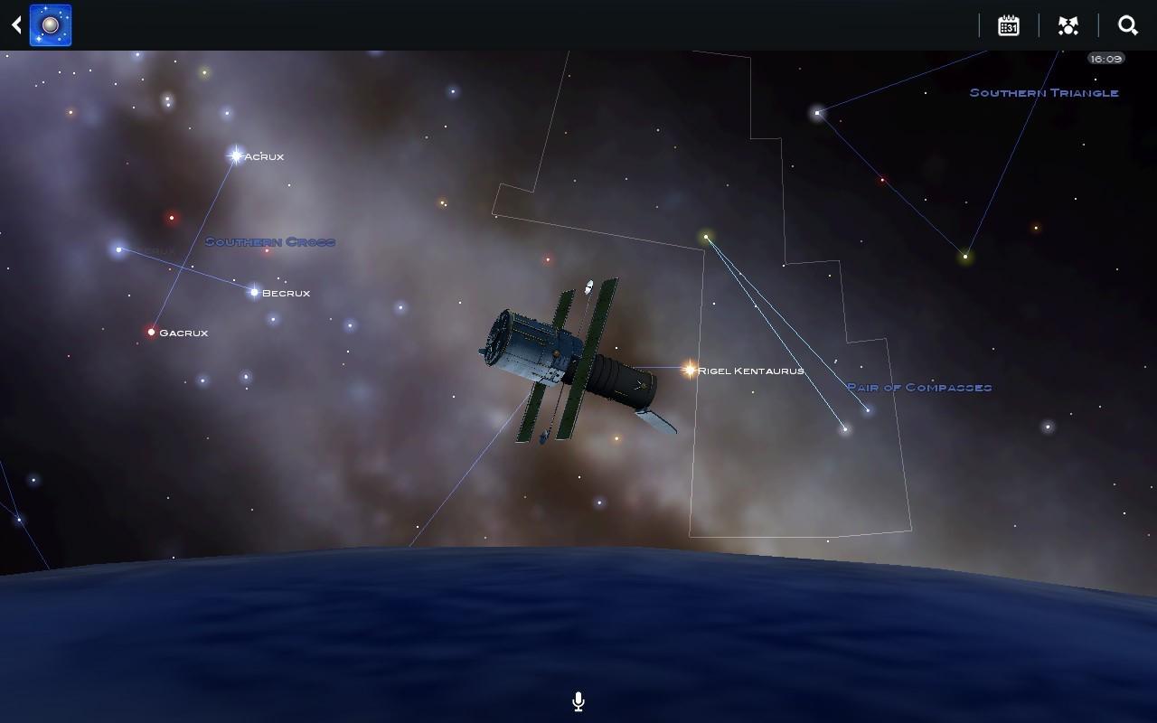 Астрософт для наблюдения за космосом с телефона - 6