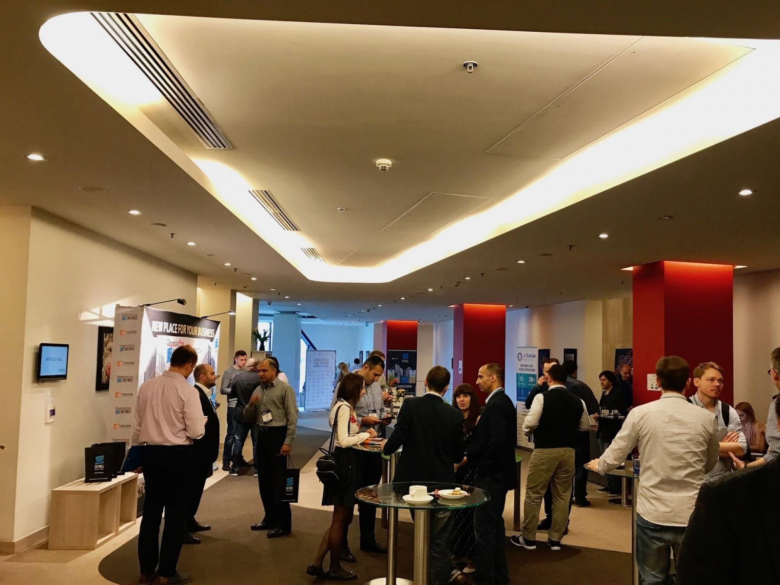 Конференция Outsource-People 2017, Краков (день первый) - 3