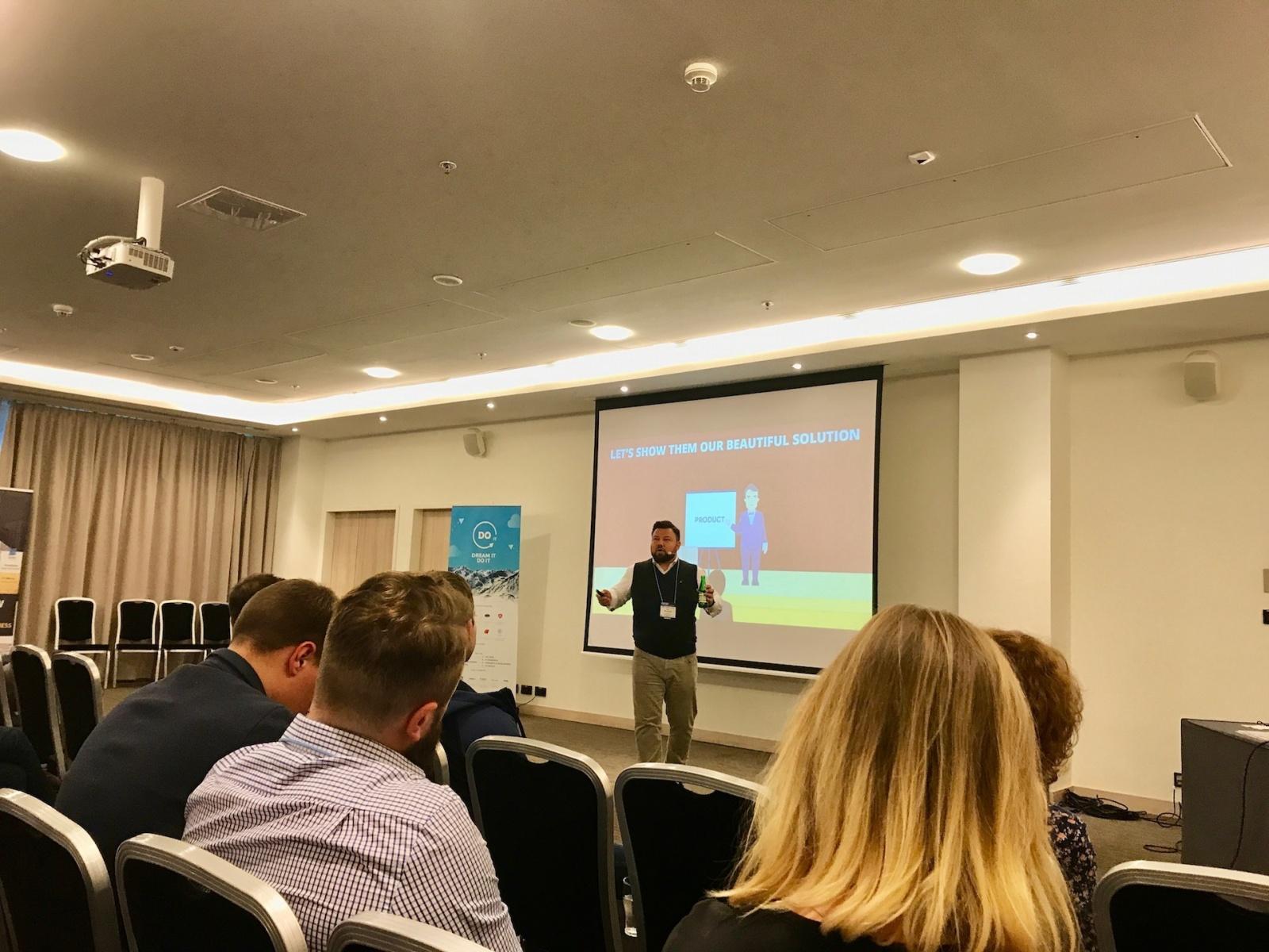 Конференция Outsource-People 2017, Краков (день первый) - 4