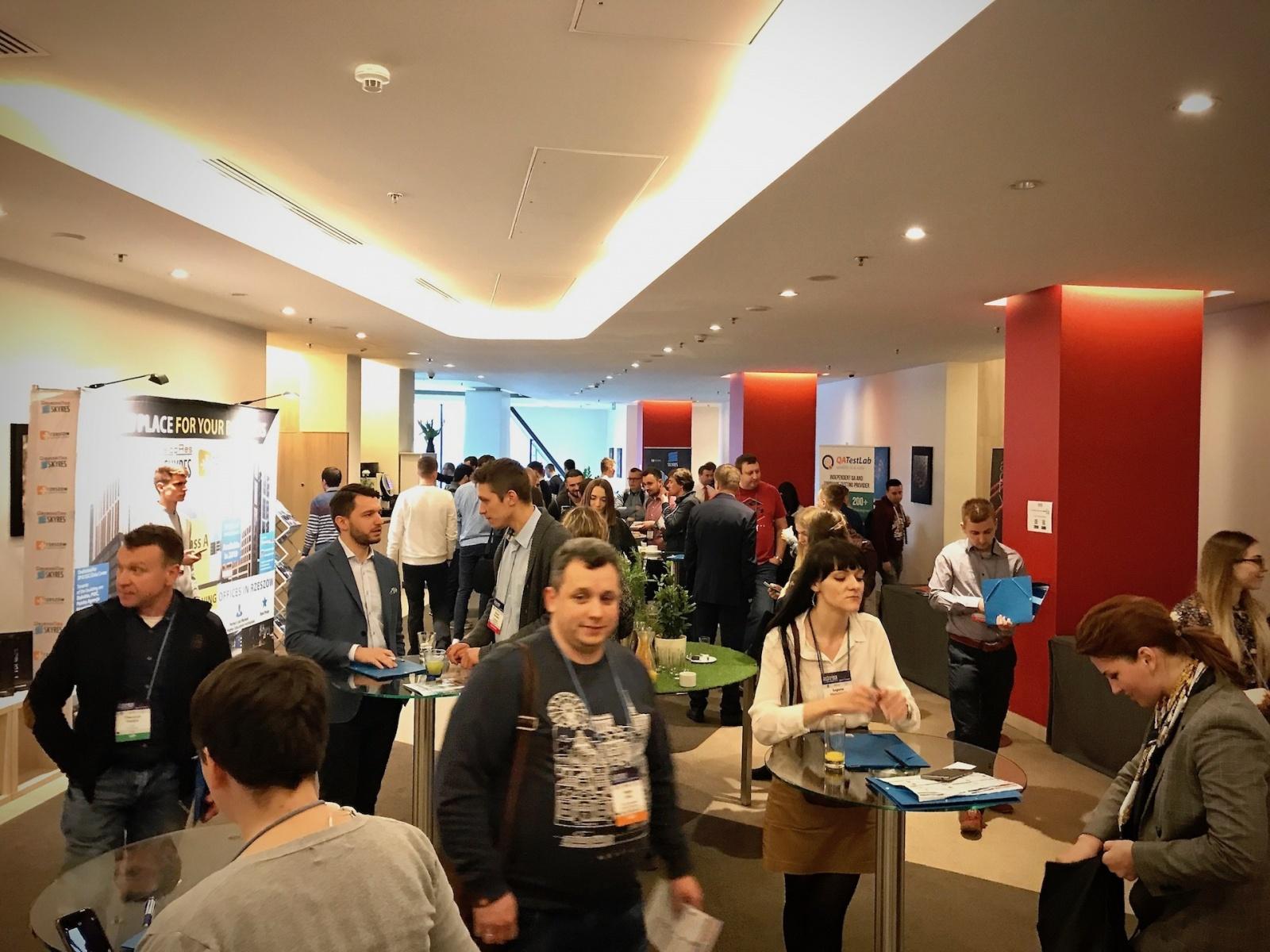 Конференция Outsource-People 2017, Краков (день первый) - 1