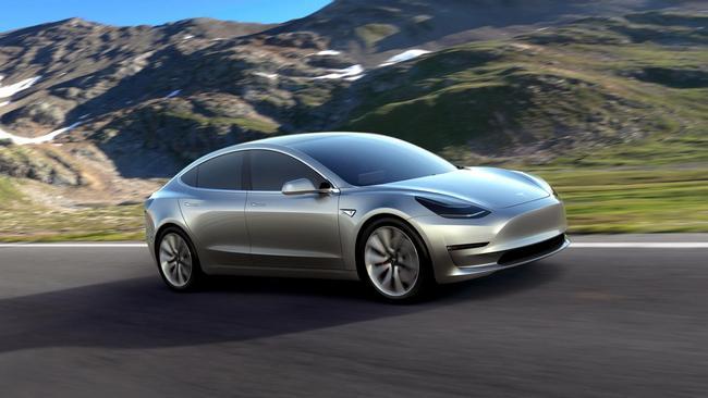 Tesla нарастила темпы производства на 64%, планируя начать выпуск электромобиля Model 3 в июле