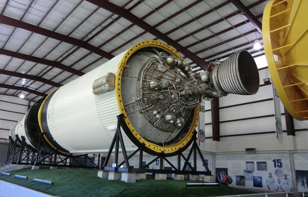 Куда делись ракеты Сатурн 5? - 3