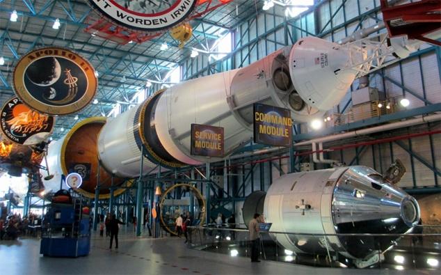 Куда делись ракеты Сатурн 5? - 6