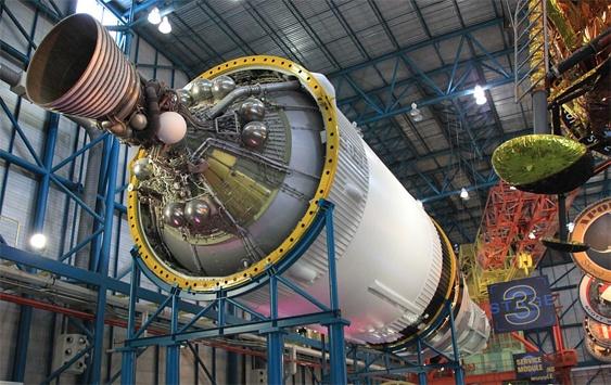 Куда делись ракеты Сатурн 5? - 7