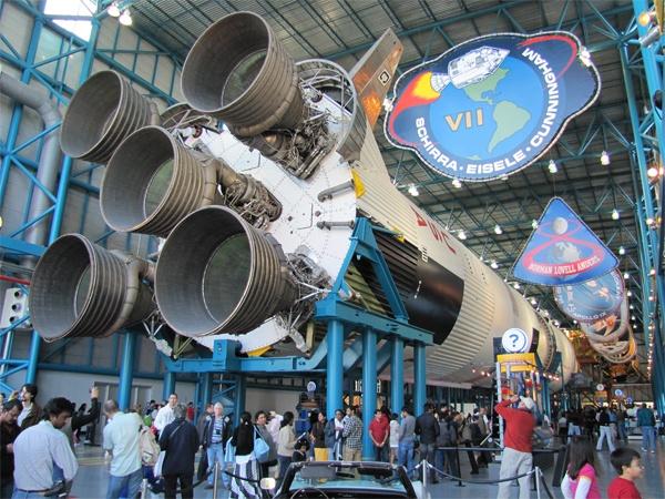 Куда делись ракеты Сатурн 5? - 8