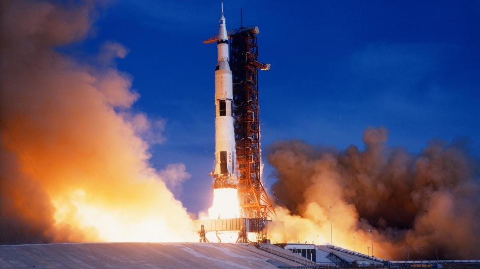 Куда делись ракеты Сатурн 5? - 1