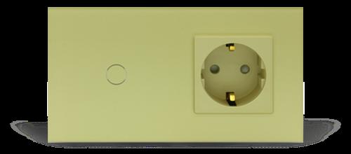 Сенсорные стеклянные выключатели уже в студии - 2