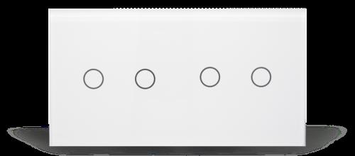 Сенсорные стеклянные выключатели уже в студии - 3