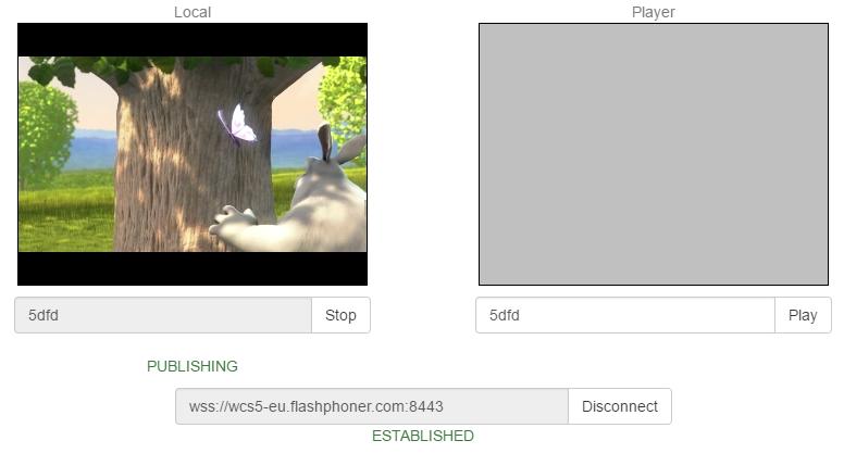 Транслируем видеопоток с веб-страницы по WebRTC на Facebook и YouTube одновременно - 10