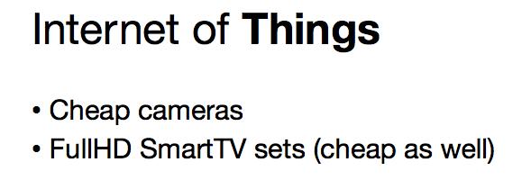 Интернет вещей — маркетинг или реальная угроза - 10