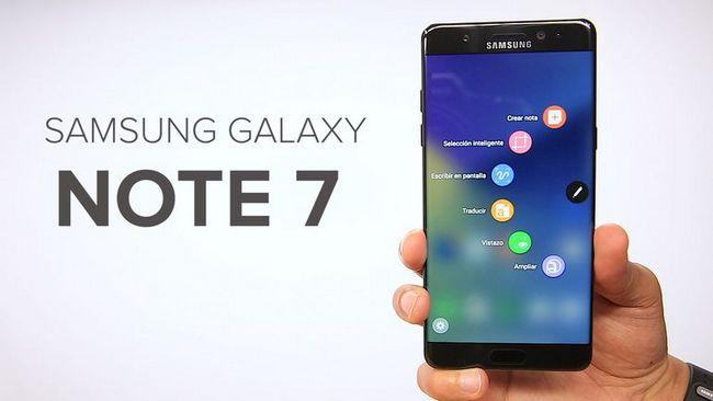 Смартфон Samsung Galaxy Note7R появился в базе данных FCC, что указывает на скорый его выход в США