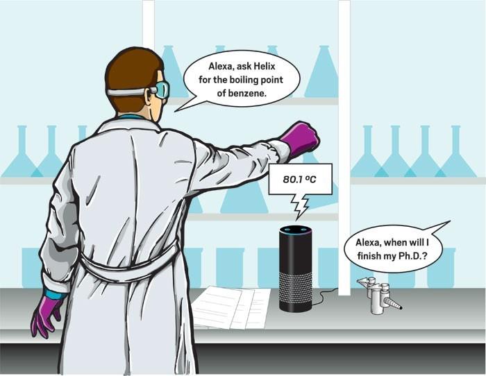 Цифрового помощника Alexa от Amazon превратили в ассистента в научной лаборатории - 1