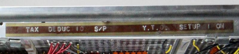 Подготовка налогов в 1950-м году: «программирование» IBM 403 при помощи штекерной панели - 14