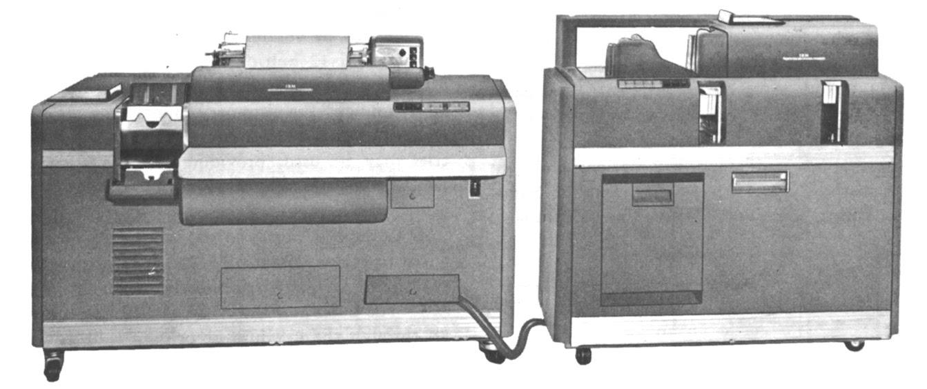 Подготовка налогов в 1950-м году: «программирование» IBM 403 при помощи штекерной панели - 15