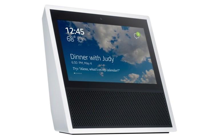 Появилось изображение новой АС Amazon Echo