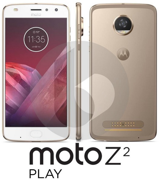 Смартфон Moto Z2 Play не получит ёмкого аккмулятора