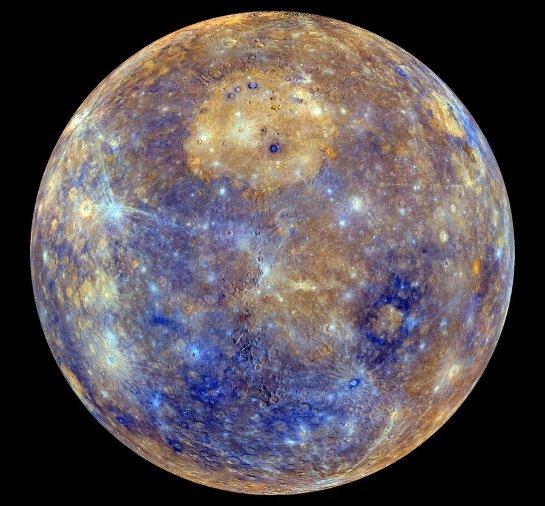 Солнечная система может лишиться Меркурия