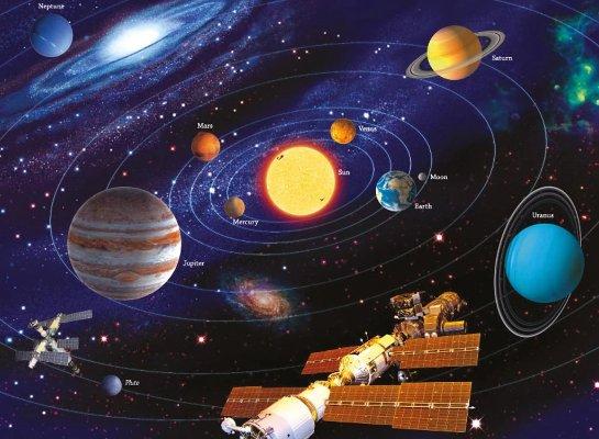 Ученый-физик предположил, что инопланетяне могут существовать совсем поблизости в Солнечной системе