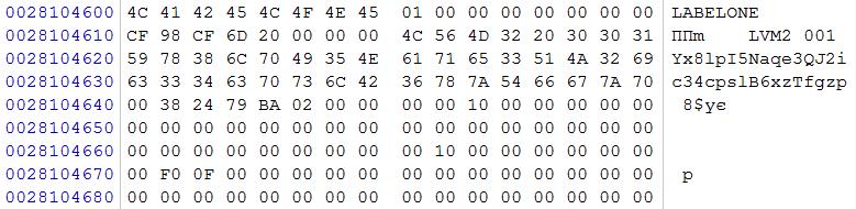 Восстановление данных из поврежденного массива RAID 5 в NAS под управлением Linux - 5