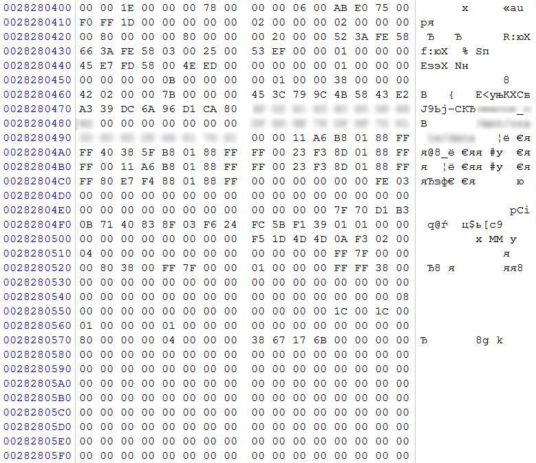 Восстановление данных из поврежденного массива RAID 5 в NAS под управлением Linux - 9