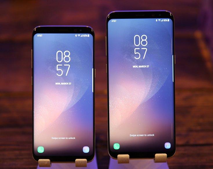 Смартфоны Samsung Galaxy S8 могут использовать память UFS 2.1 и  UFS 2.0