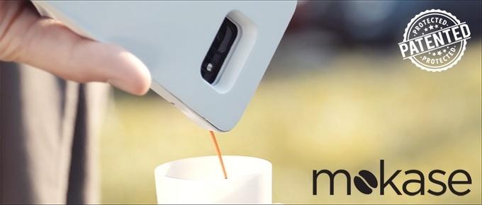 Чехол для смартфона Mokase может приготовить эспрессо