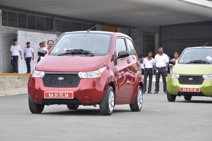 Индия хочет огромными темпами переходить на электромобили